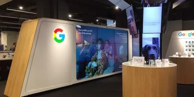 ロンドンのGoogle Shopに潜入