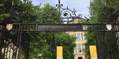 ケンブリッジ大学MBA JUDGE BUSINESS SCHOOL 卒業生にヒアリング