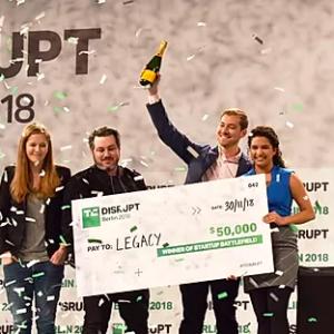 Startup Battlefield At Disrupt Berlin 2018 現地レポート