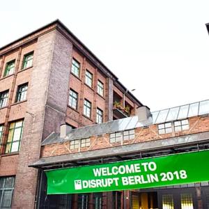 TechCrunch Disrupt Berlin 2018 現地レポート