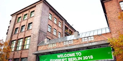 TechCrunch Disrupt Berlin 2018 現地レポート