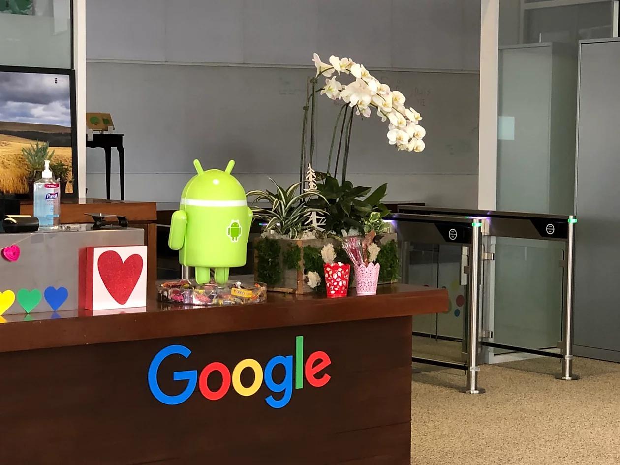シリコンバレー Google本社を訪問!!