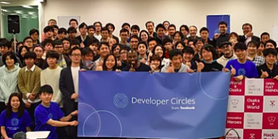 日本初、Facebook Developer Circle Launch!!