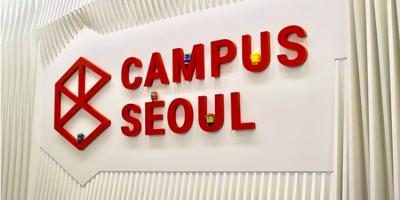 韓国 Google Campus Seoulに潜入!!