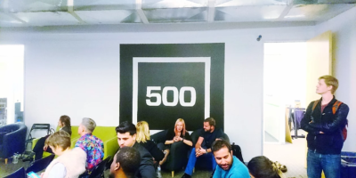 500Startupsを訪問!!