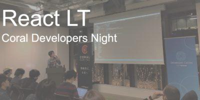 スタートアップ × React LT大会 イベントレポート