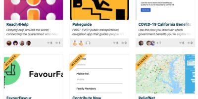 COVID19 Global Hackathon参加レポート