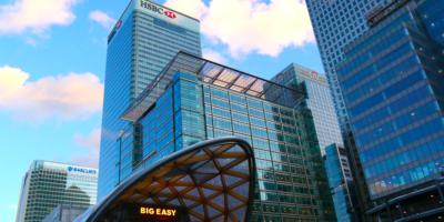 【from London Vol.1】ロンドン郊外の再開発地区Canary Wharfに発展するエコシステムとは?