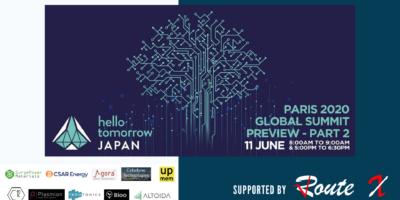 6/11開催!Hello Tomorrow Japanオンラインイベントレポート